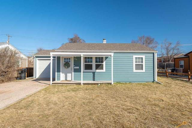 236 St Francis, Rapid City, SD 57701 (MLS #148526) :: Christians Team Real Estate, Inc.
