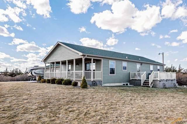19258 Prairie Hills Rd, Belle Fourche, SD 57717 (MLS #148528) :: Christians Team Real Estate, Inc.