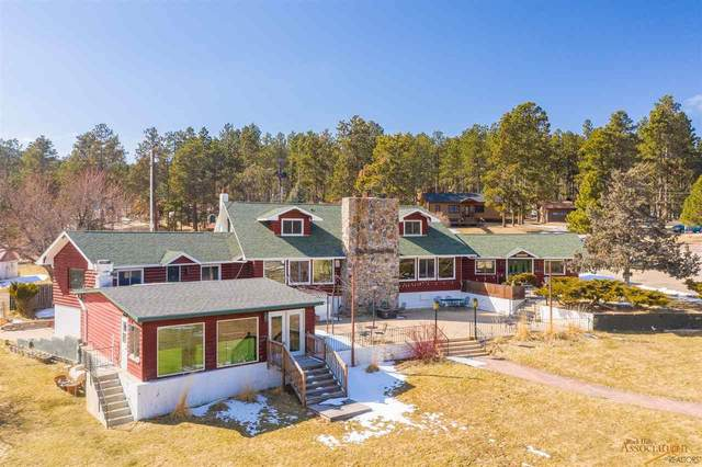 23191 Hwy 385, Rapid City, SD 57702 (MLS #148547) :: Christians Team Real Estate, Inc.
