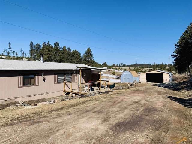 Lot 14 Deerfield Rd, Hill City, SD 57745 (MLS #148562) :: VIP Properties