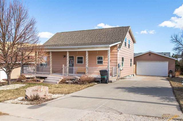 1104 S 35TH ST, Spearfish, SD 57783 (MLS #148574) :: Christians Team Real Estate, Inc.