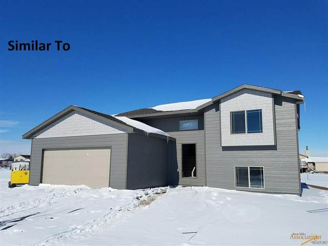 587 Quinton Ln, Box Elder, SD 57719 (MLS #148579) :: Dupont Real Estate Inc.