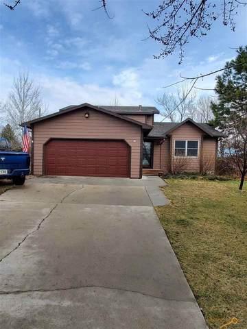1603 N Terrace Pl, Rapid City, SD 57701 (MLS #148593) :: Christians Team Real Estate, Inc.