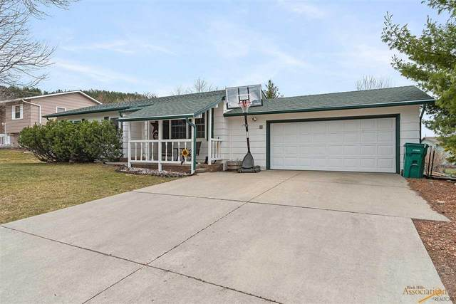 7309 Carole Dr, Black Hawk, SD 57718 (MLS #148594) :: VIP Properties