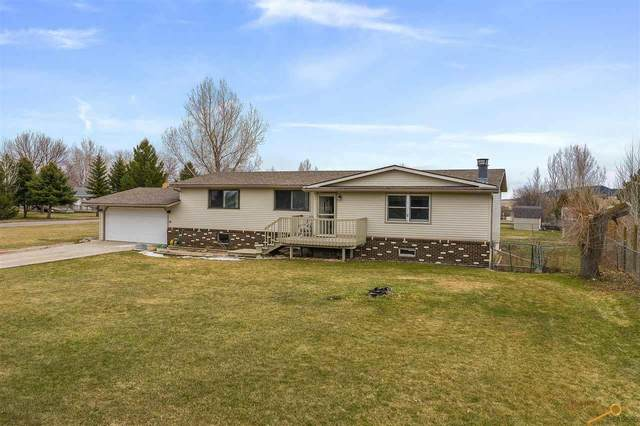 843 Rosilee Ln, Rapid City, SD 57701 (MLS #148596) :: VIP Properties