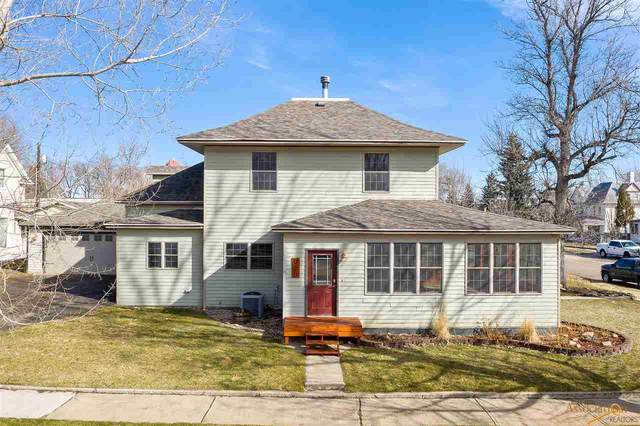 920 6TH AVE, Belle Fourche, SD 57717 (MLS #148599) :: Christians Team Real Estate, Inc.