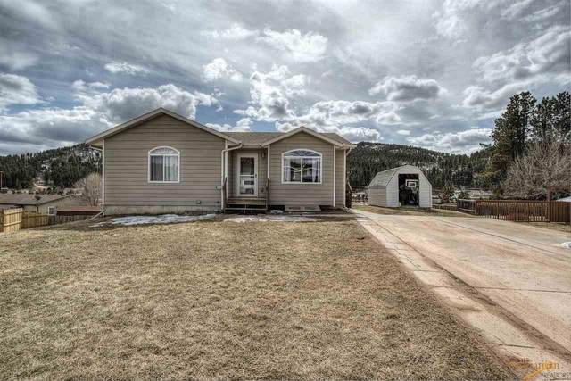 226 Buds Dr, Hill City, SD 57745 (MLS #148637) :: Dupont Real Estate Inc.