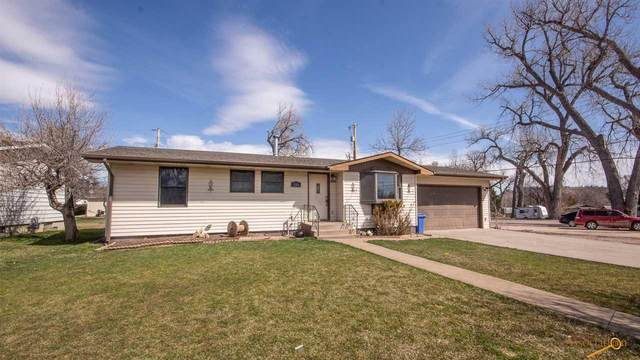 3804 Minnekahta, Rapid City, SD 57702 (MLS #148656) :: Dupont Real Estate Inc.