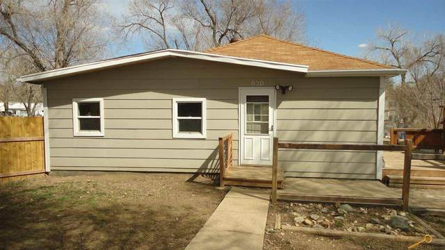 830 Willsie Ave, Rapid City, SD 57701 (MLS #148663) :: Dupont Real Estate Inc.