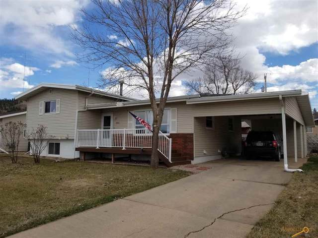 2705 Jackson Blvd, Rapid City, SD 57702 (MLS #148678) :: Dupont Real Estate Inc.