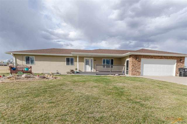 226 E Whitney St, Hermosa, SD 57744 (MLS #148680) :: Dupont Real Estate Inc.
