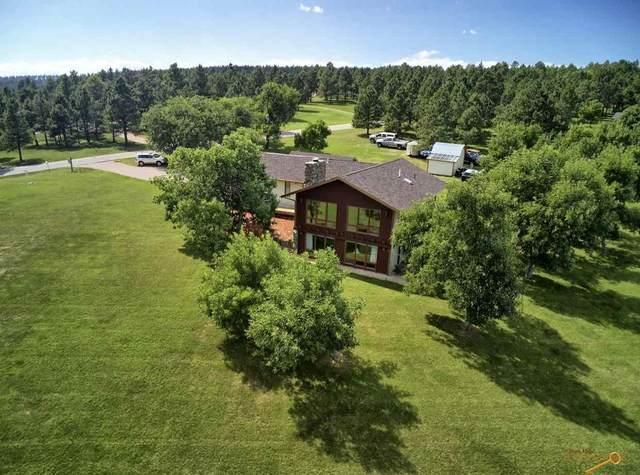 8104 Woodland Dr, Black Hawk, SD 57718 (MLS #148684) :: Dupont Real Estate Inc.