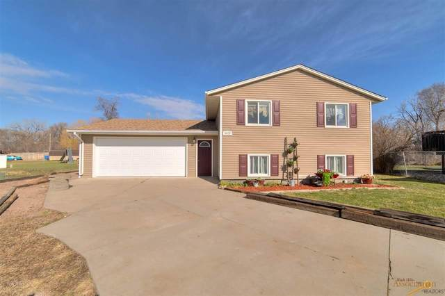 5020 Saturn Dr, Rapid City, SD 57703 (MLS #148694) :: Dupont Real Estate Inc.