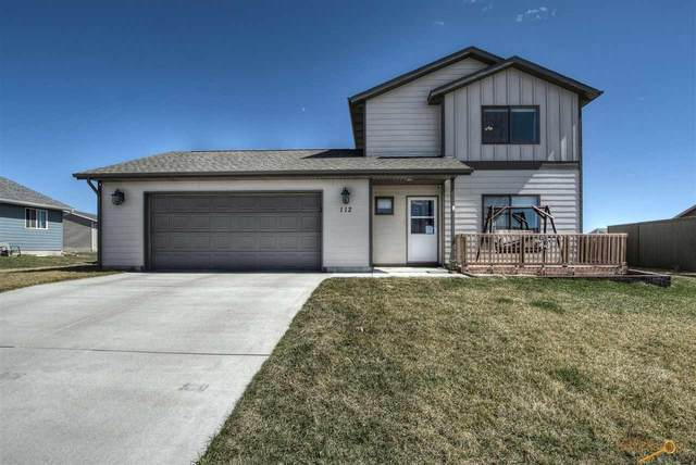 112 Maxwell Dr, Box Elder, SD 57719 (MLS #148695) :: Dupont Real Estate Inc.