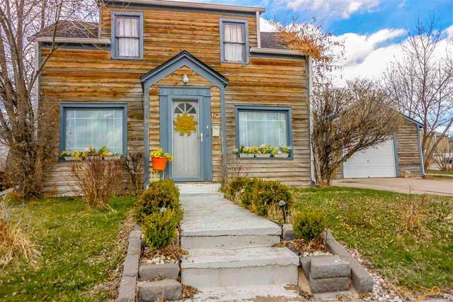 602 St Cloud, Rapid City, SD 57701 (MLS #148696) :: VIP Properties