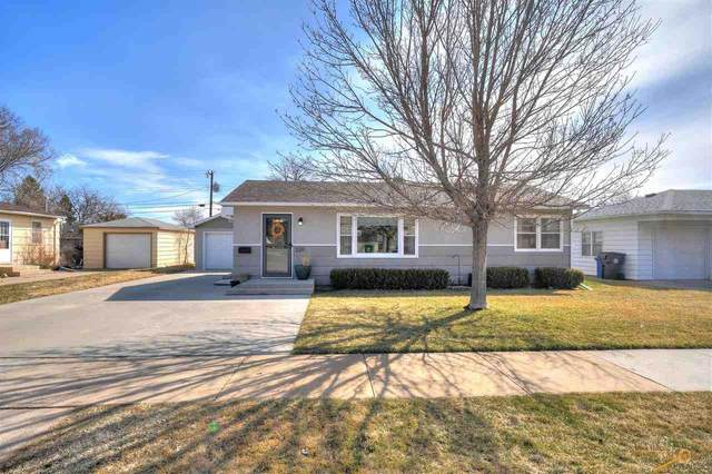320 42ND, Rapid City, SD 57702 (MLS #148698) :: Dupont Real Estate Inc.
