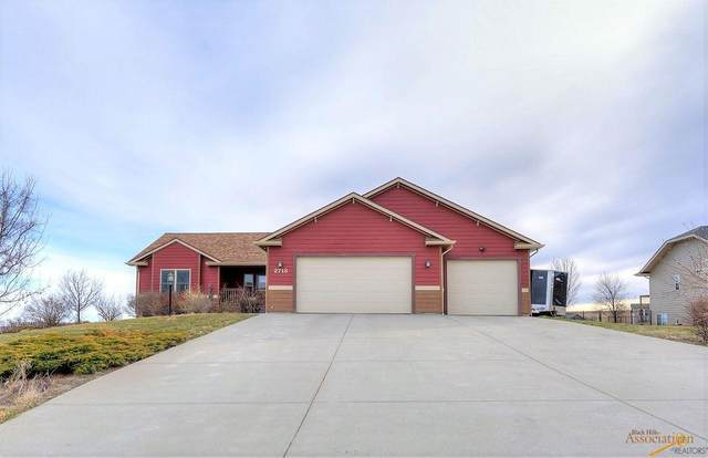 2713 Wild Horse Dr, Rapid City, SD 57703 (MLS #148699) :: Dupont Real Estate Inc.