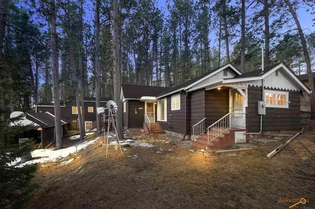 317 N 1ST, Custer, SD 57730 (MLS #148705) :: VIP Properties
