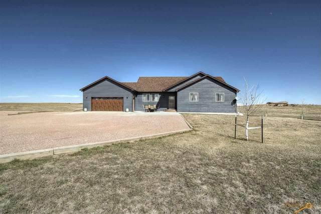 22526 Randall Ln, New Underwood, SD 57761 (MLS #148716) :: Dupont Real Estate Inc.