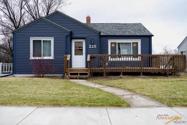 225 Franklin, Rapid City, SD 57701 (MLS #148718) :: VIP Properties
