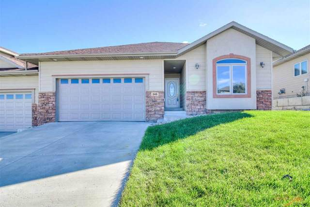 249 Enchantment Rd, Rapid City, SD 57701 (MLS #148732) :: Dupont Real Estate Inc.