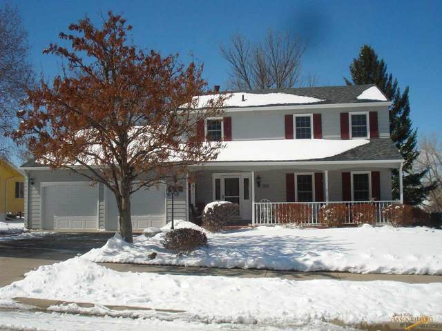 3111 Country Club Dr, Rapid City, SD 57702 (MLS #148733) :: Christians Team Real Estate, Inc.
