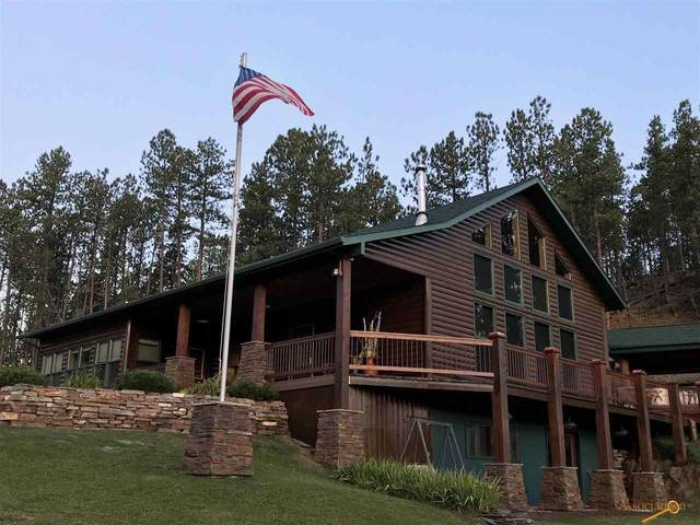 23811 Marshall Gulch Rd, Hill City, SD 57745 (MLS #148734) :: Christians Team Real Estate, Inc.