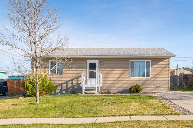 532 E Crazy Horse, Rapid City, SD 57701 (MLS #148737) :: Dupont Real Estate Inc.