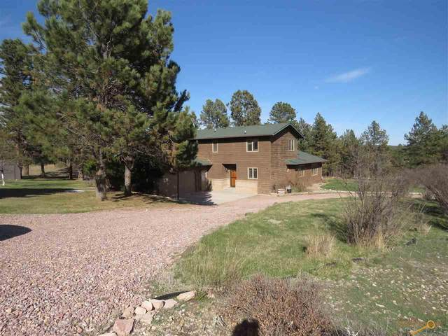 12700 Ridgeview Dr, Hot Springs, SD 57747 (MLS #148738) :: VIP Properties