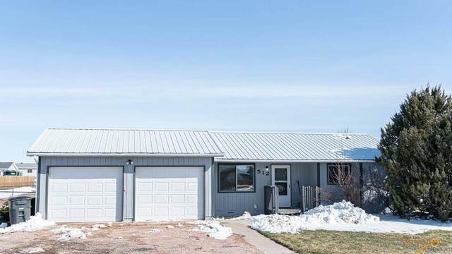 512 Falcon Dr, Box Elder, SD 57719 (MLS #148743) :: Dupont Real Estate Inc.