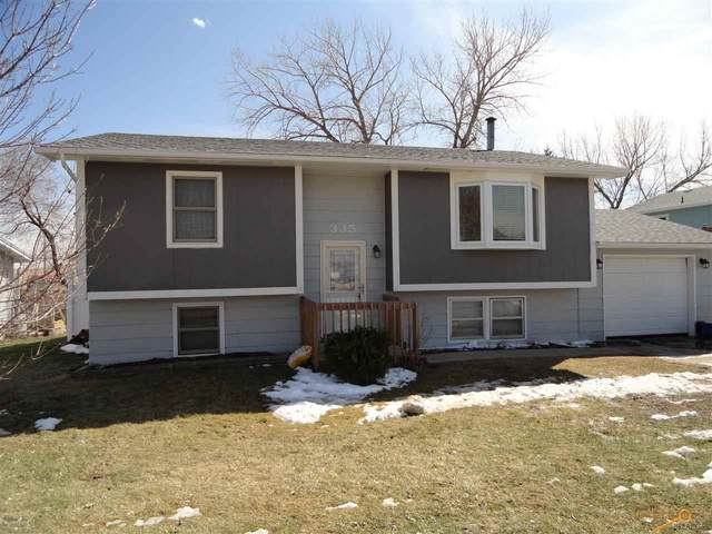 335 Bengal Dr, Rapid City, SD 57701 (MLS #148746) :: Dupont Real Estate Inc.