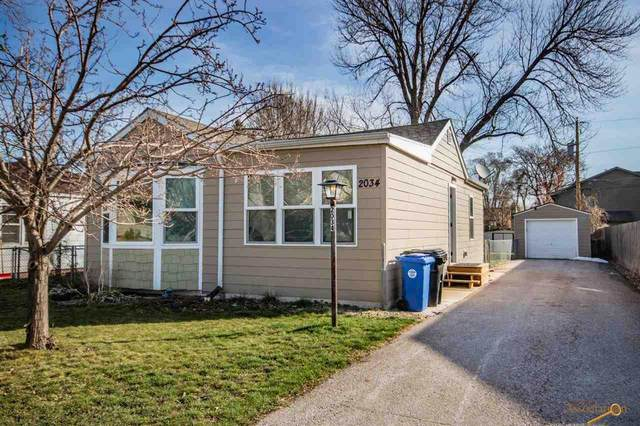 2034 3RD AVE, Rapid City, SD 57702 (MLS #148758) :: Dupont Real Estate Inc.