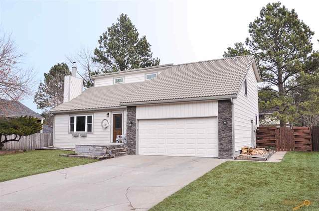 4707 Powderhorn Cir, Rapid City, SD 57702 (MLS #148761) :: Dupont Real Estate Inc.