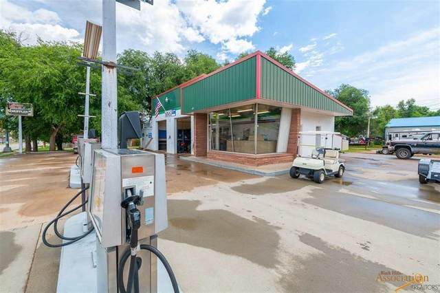 1845 University Ave, Hot Springs, SD 57747 (MLS #148763) :: VIP Properties