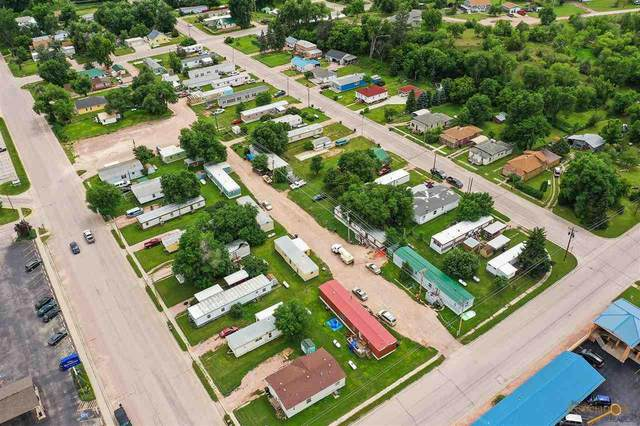 710 S 6TH ST, Hot Springs, SD 57747 (MLS #148861) :: Dupont Real Estate Inc.