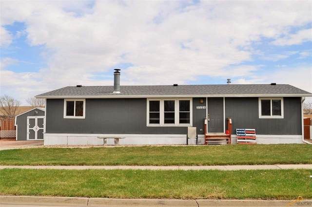 3504 Chief Dr, Rapid City, SD 57701 (MLS #148929) :: Dupont Real Estate Inc.