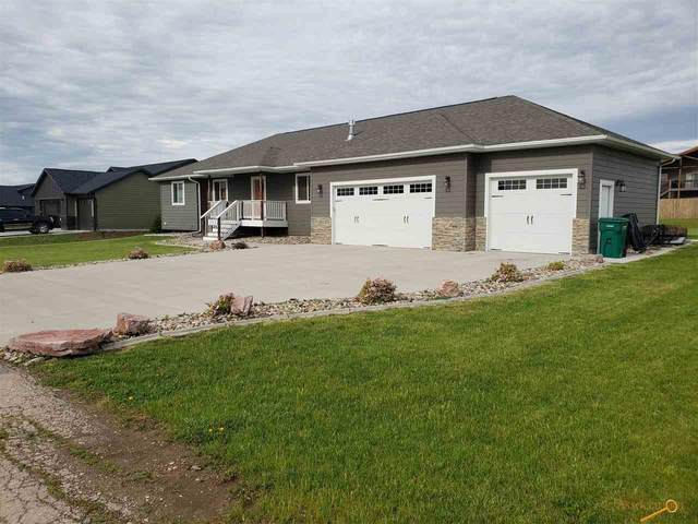 22955 Morninglight Dr, Rapid City, SD 57703 (MLS #148946) :: Dupont Real Estate Inc.