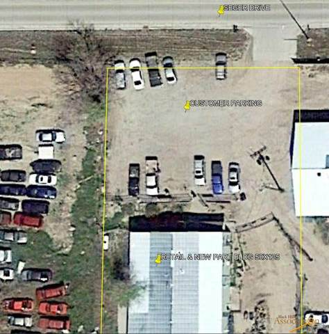 2325 Seger Dr, Rapid City, SD 57701 (MLS #148963) :: Heidrich Real Estate Team