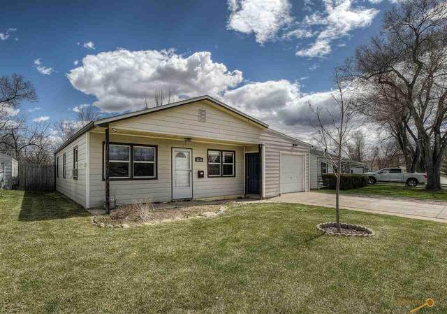 2116 Birch Ave, Rapid City, SD 57701 (MLS #148978) :: VIP Properties