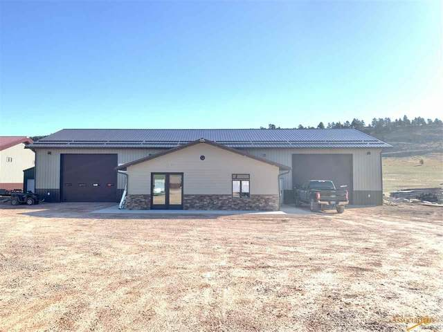 11810 Quaal Rd, Black Hawk, SD 57718 (MLS #149010) :: Heidrich Real Estate Team