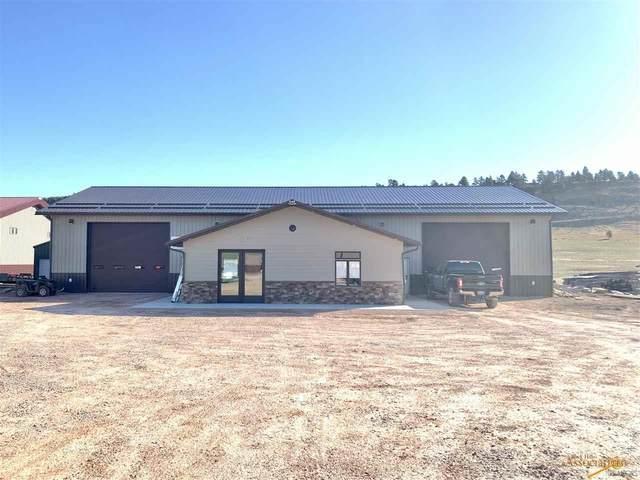 11810 Quaal Rd, Black Hawk, SD 57718 (MLS #149010) :: VIP Properties