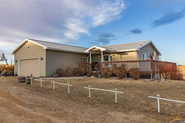 24208 Dewey Ln, Hermosa, SD 57744 (MLS #149018) :: Heidrich Real Estate Team