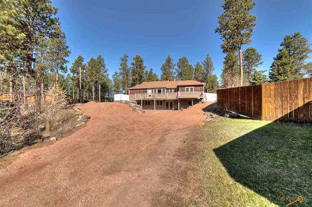 345 Deegan Dr, Hill City, SD 57745 (MLS #149052) :: Christians Team Real Estate, Inc.