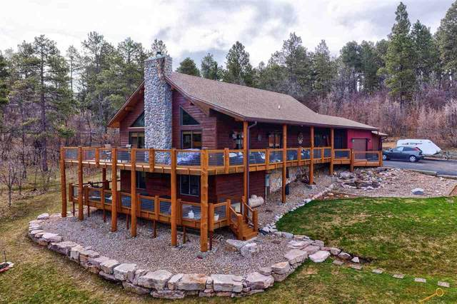 334 Pine Cone Ave, Spearfish, SD 57783 (MLS #149081) :: Dupont Real Estate Inc.