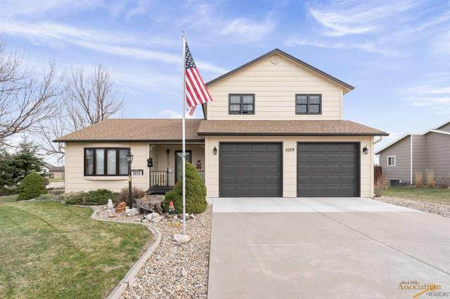 3029 Copper Lane Ct, Rapid City, SD 57703 (MLS #149088) :: VIP Properties