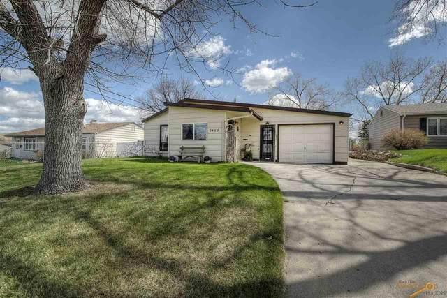 2408 Michigan Ave, Rapid City, SD 57701 (MLS #149117) :: VIP Properties