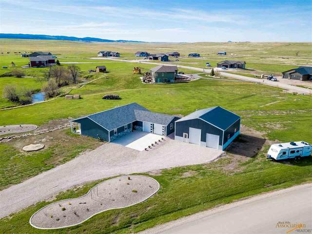 16415 Willow Wood Rd, Piedmont, SD 57769 (MLS #149128) :: Heidrich Real Estate Team