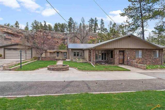 5530 S Canyon Rd, Rapid City, SD 57702 (MLS #149129) :: VIP Properties
