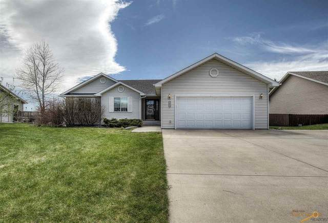 6805 Townsend, Summerset, SD 57718 (MLS #149151) :: Dupont Real Estate Inc.
