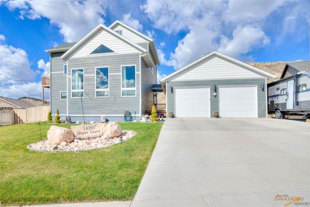 14380 Jasper Ct, Summerset, SD 57769 (MLS #149179) :: Heidrich Real Estate Team